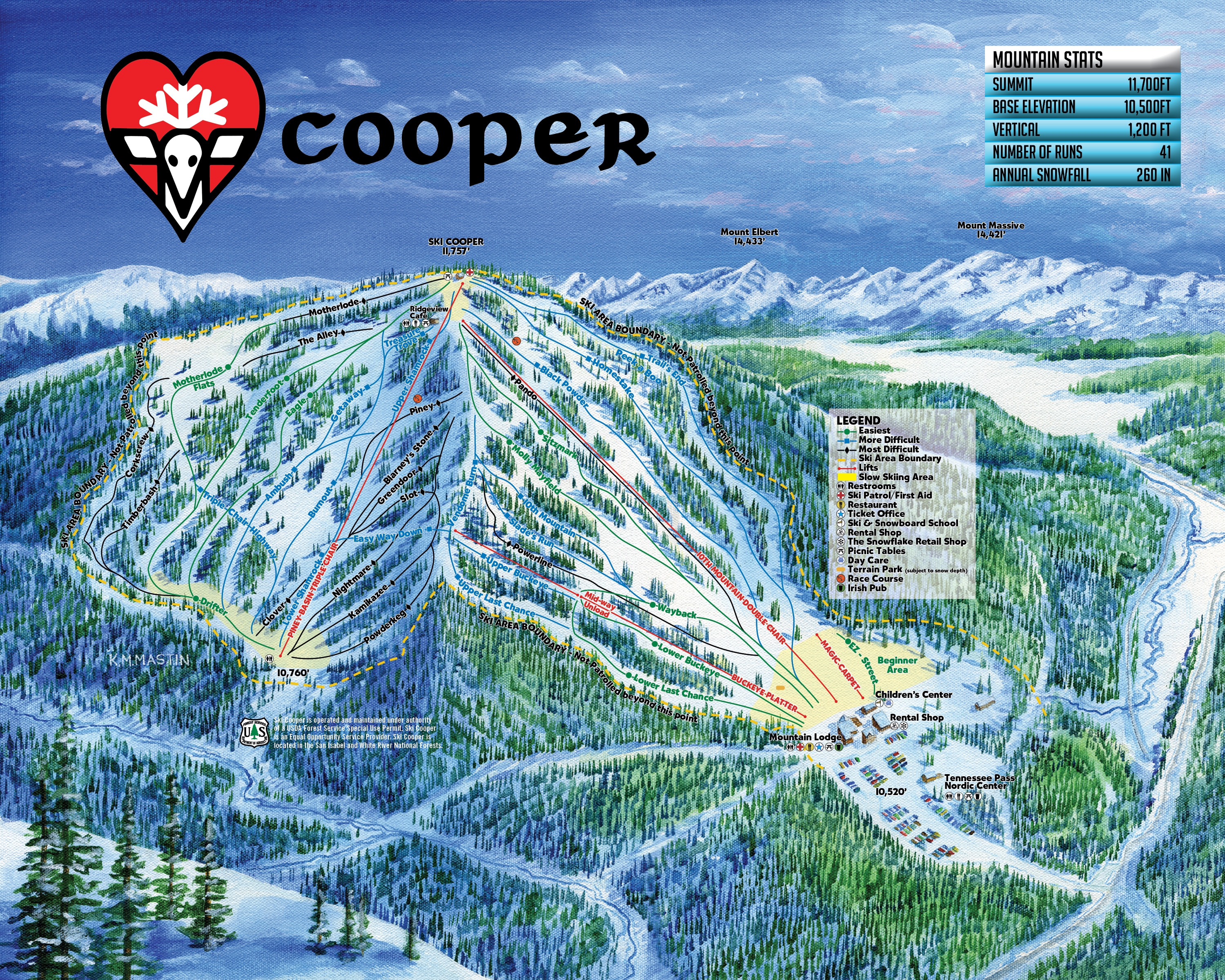 Cooper | Colorado Ski Country USA on map of all maldives resorts, map of all colorado 14ers, map of all michigan, map of all new york city,