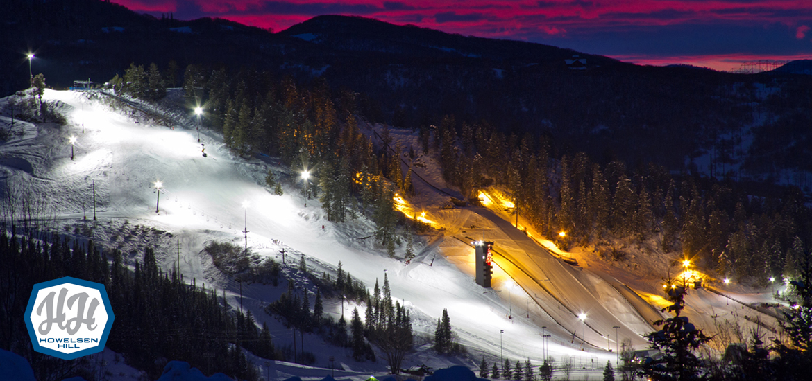 Howelsen Hill Night Ski
