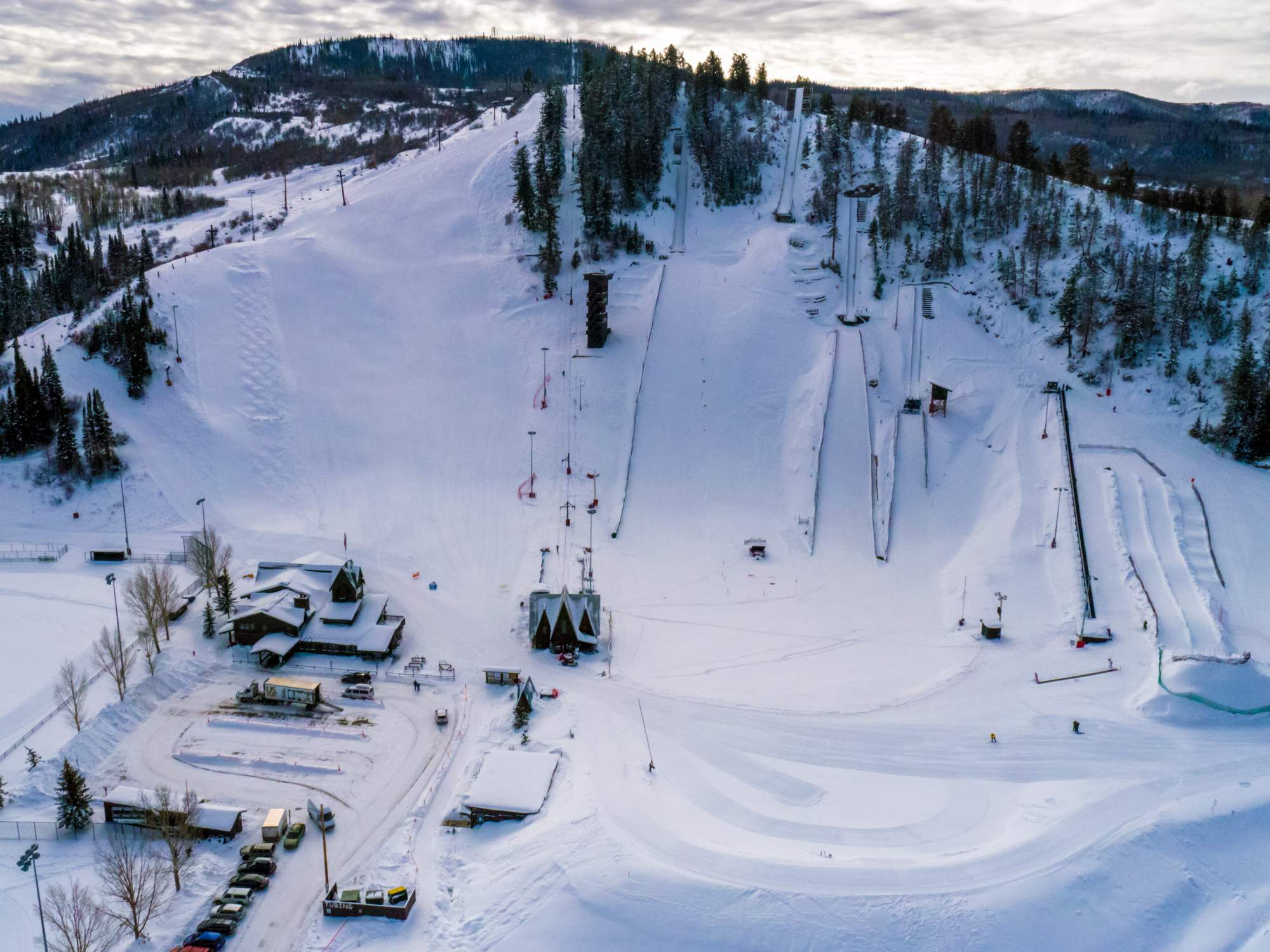 Howelson Hill - The Oldest Continuously Operated Ski Are in the Country
