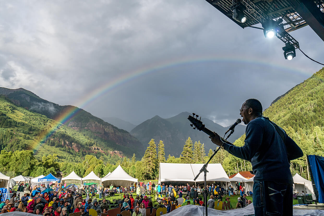 9 Coloradical Mountain Festivals You Need to Attend This Summer