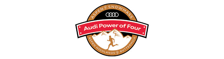 2019 Power of Four Trail Run Logo Image CTA 33 M