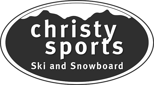 Christy Sports logo website footer