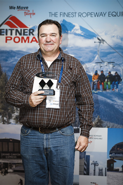 Mike Baumli Sunlight Snowmaker of the Year