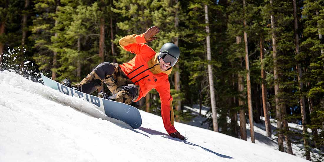 PSIA-AASI snowboarder 0