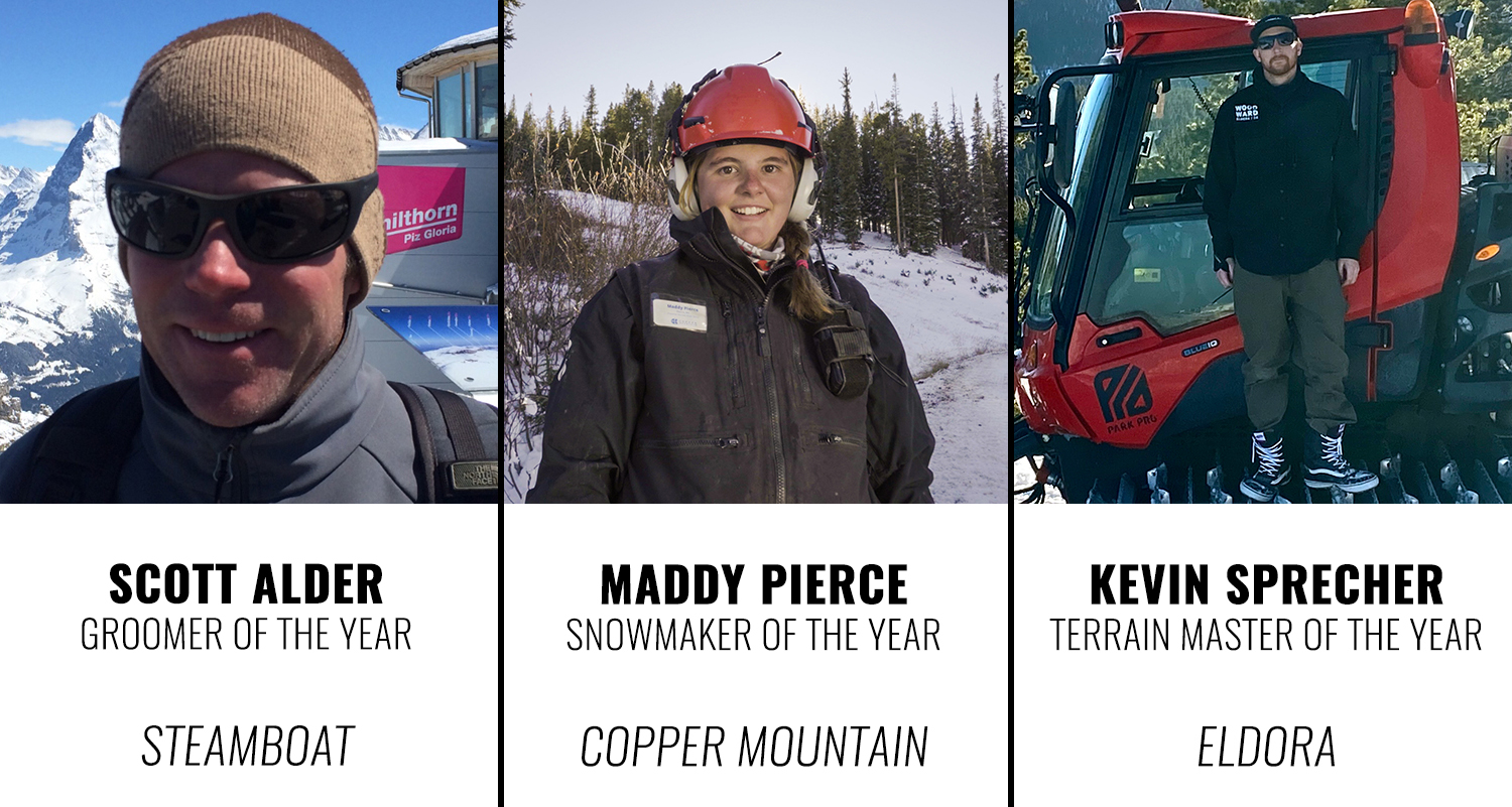 Snow Conference winners