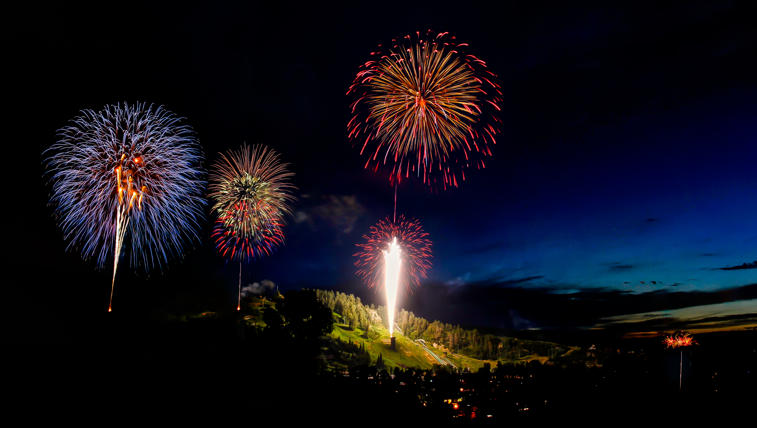 Steamboat Springs Fireworks