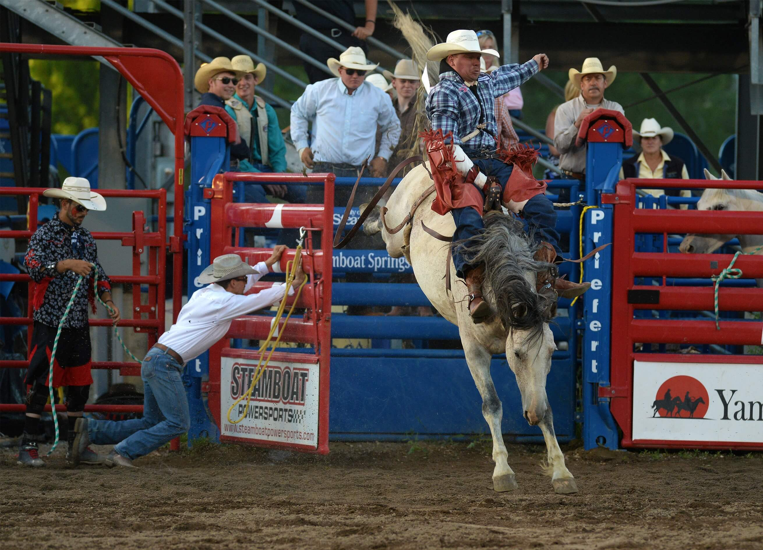 SteamboatResort LarryPierce Rodeo