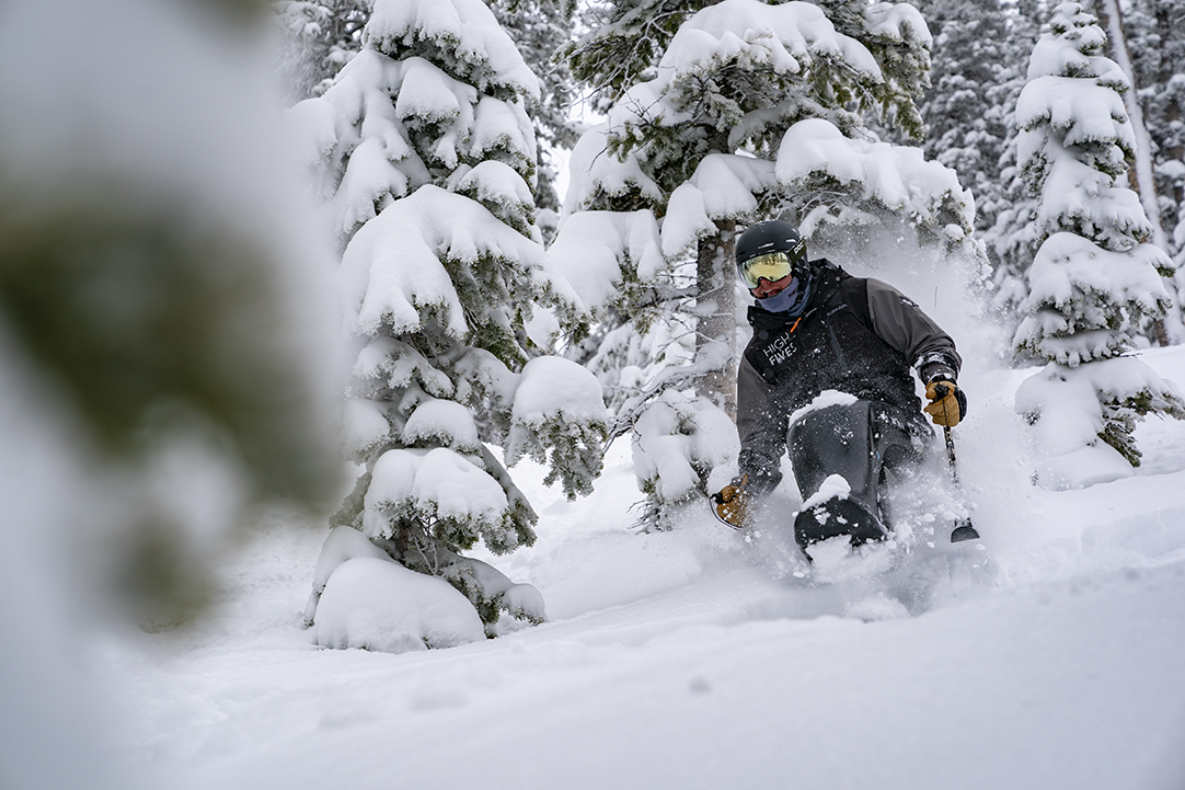 Winter Park powder