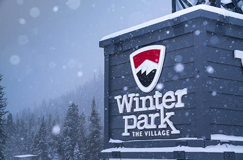 Winter Park sign - Carl Frey