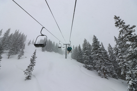 Pali Lift at Arapahoe Basin