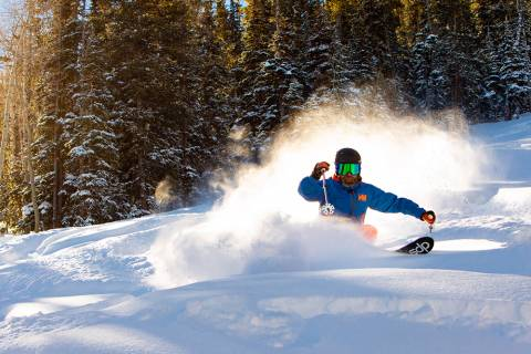 Photo credit: Jeremy Swanson, Aspen Snowmass