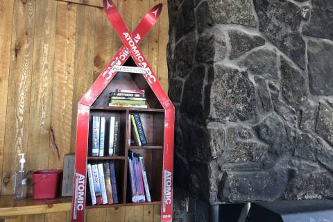 Free Little Library at Loveland