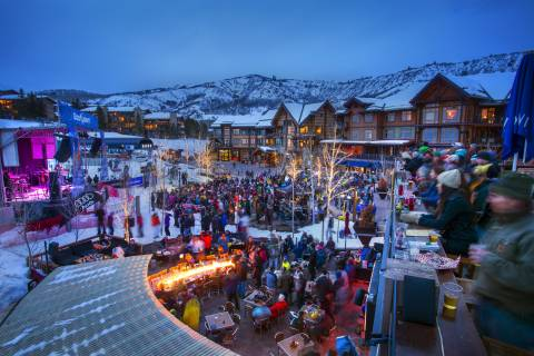 Spring Events at Aspen