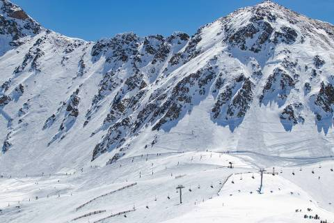 Spring at Arapahoe Basin