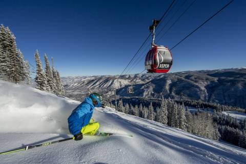 Aspen opens for summer and one more ski weekend