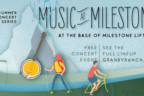 Music at Milestone Music Series