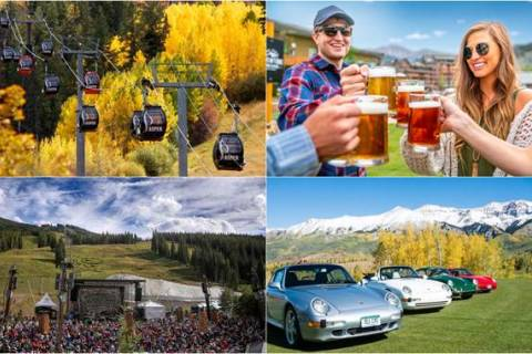 Fall Events in Ski Country