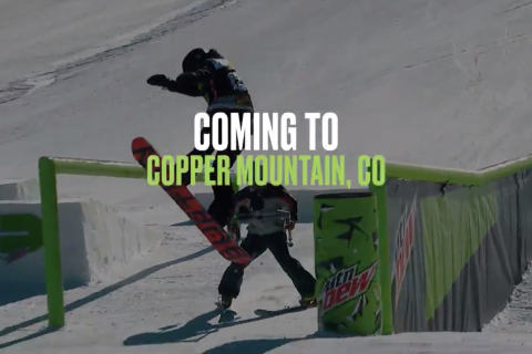Dew Tour comes to Copper Mountain