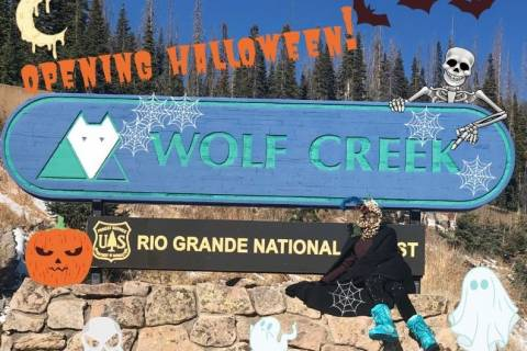 Wolf Creek Opening on Halloween