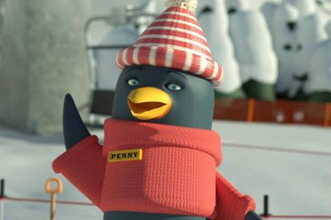 Penny the safety Penguin