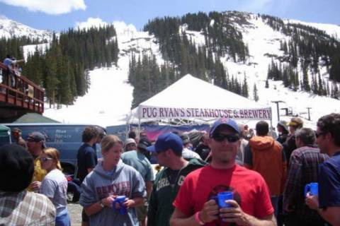 Arapahoe Basin - Festival of the Brewpubs