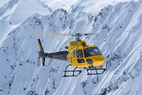 Silverton Mountain Heli-Skiing