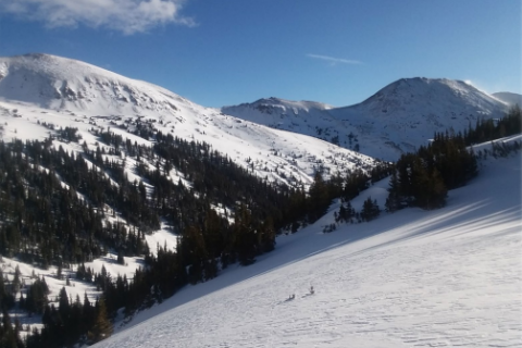 Loveland Dry Gulch Snow Cat Tour Project