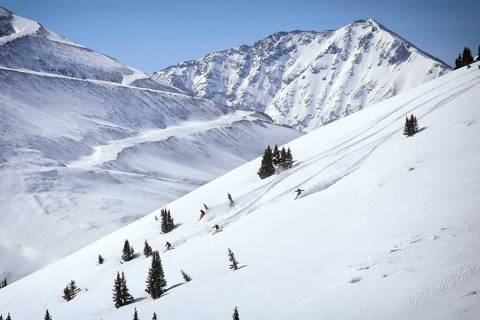 Copper Mountain - Tucker Mountain Expansion - Scott Rappold