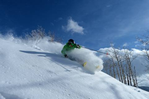 Steamboat Resort - Spring Skiing