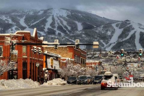 Downtown Steamboat - Steamboat Resort