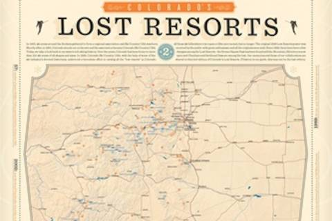 Lost Resorts Poster