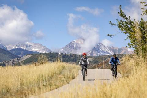 Aspen Snowmass Bike Trail