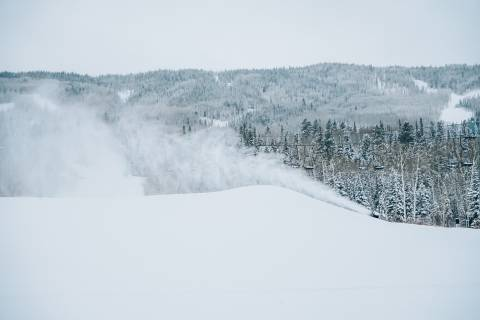 Powderhorn Snow Making