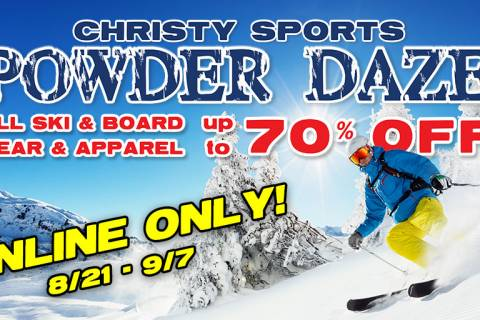 Christy Sports Powder Daze