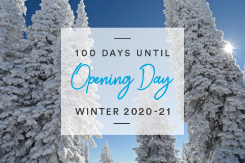 Steamboat 100 Days Till Opening