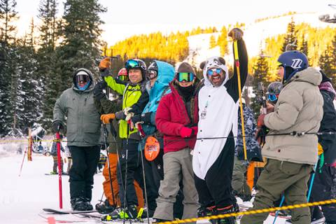 Opening Day 2018 at Loveland