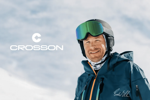 Bode Miller and Crosson Skis