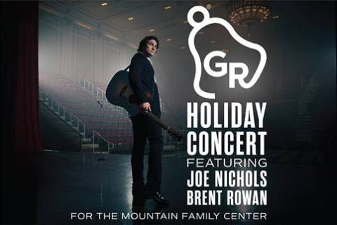 Holiday concert featuring Joe Nichols and Brent Rowan