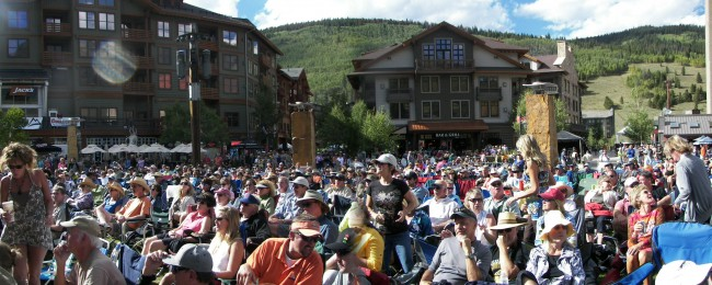 Copper Colorado Crowd
