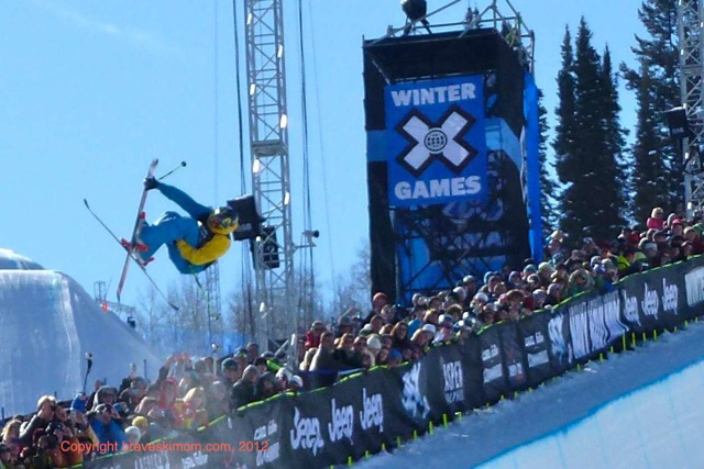 Winter X Games at Aspen