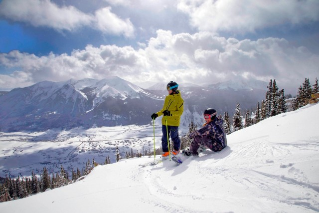 Photo by Nathan Bilow, Crested Butte Mountain Resort