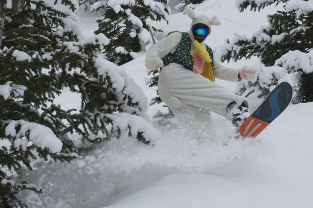 Dustin Schaefer, Loveland Ski Area
