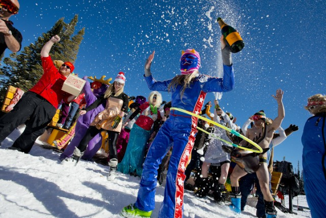 Aprs at Cloud Nine. Photo courtesy of Aspen Snowmass.