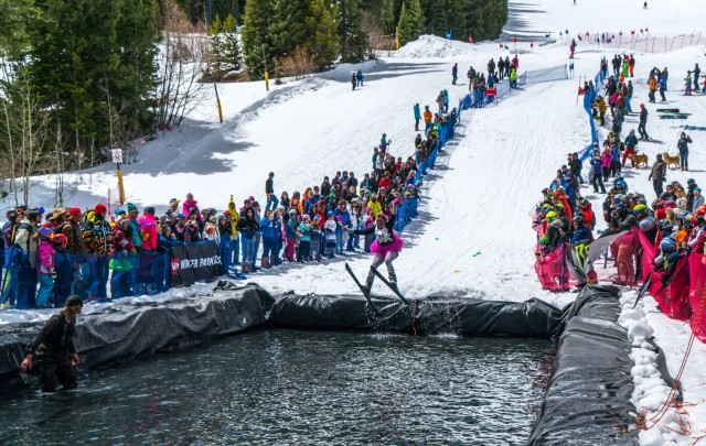 Spring  Splash at Winter Park. Photo courtesy of Winter Park resort.