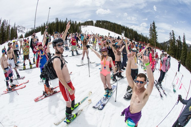 Photo courtesy of Arapahoe Basin.