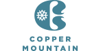Copper Mountain text logo