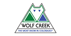 Wolf Creek, the most snow in Colorado