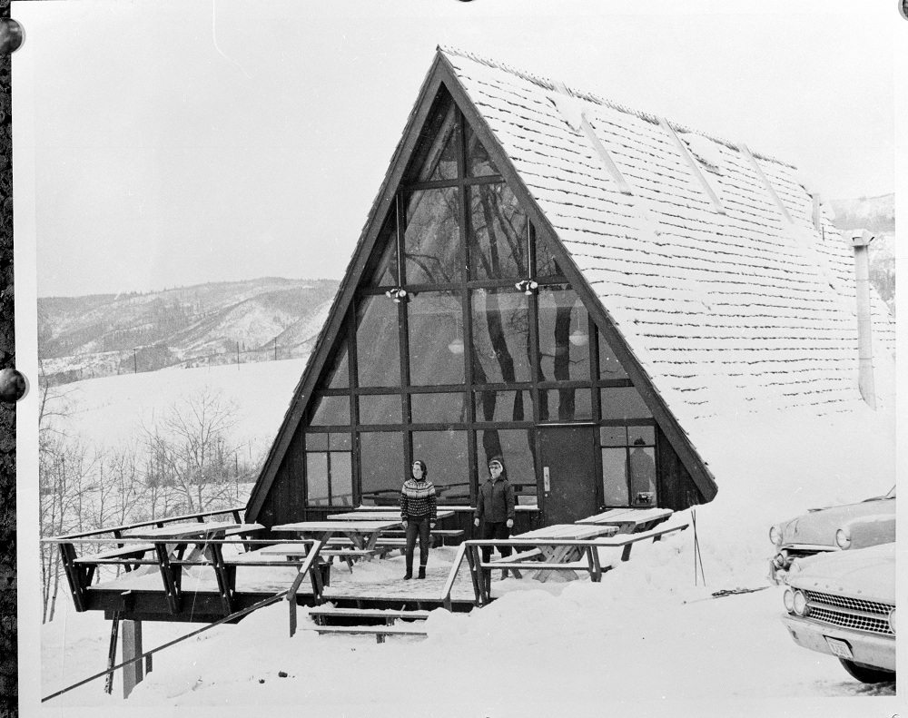 Throwback Thursday: The A-Frame at Steamboat - Colorado Ski Country USA