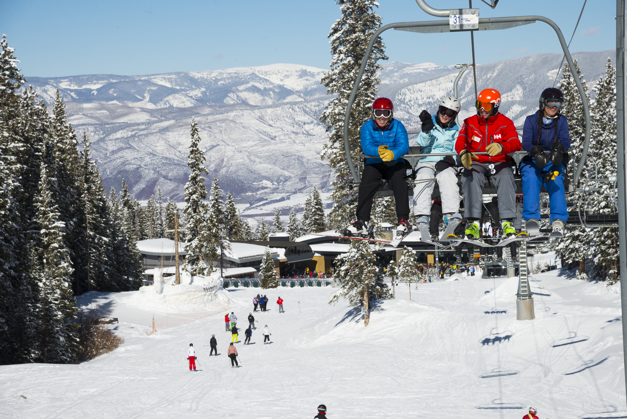accident chairlift magazine scary flying outdoors lift everywhere chair with watch gripped skiers