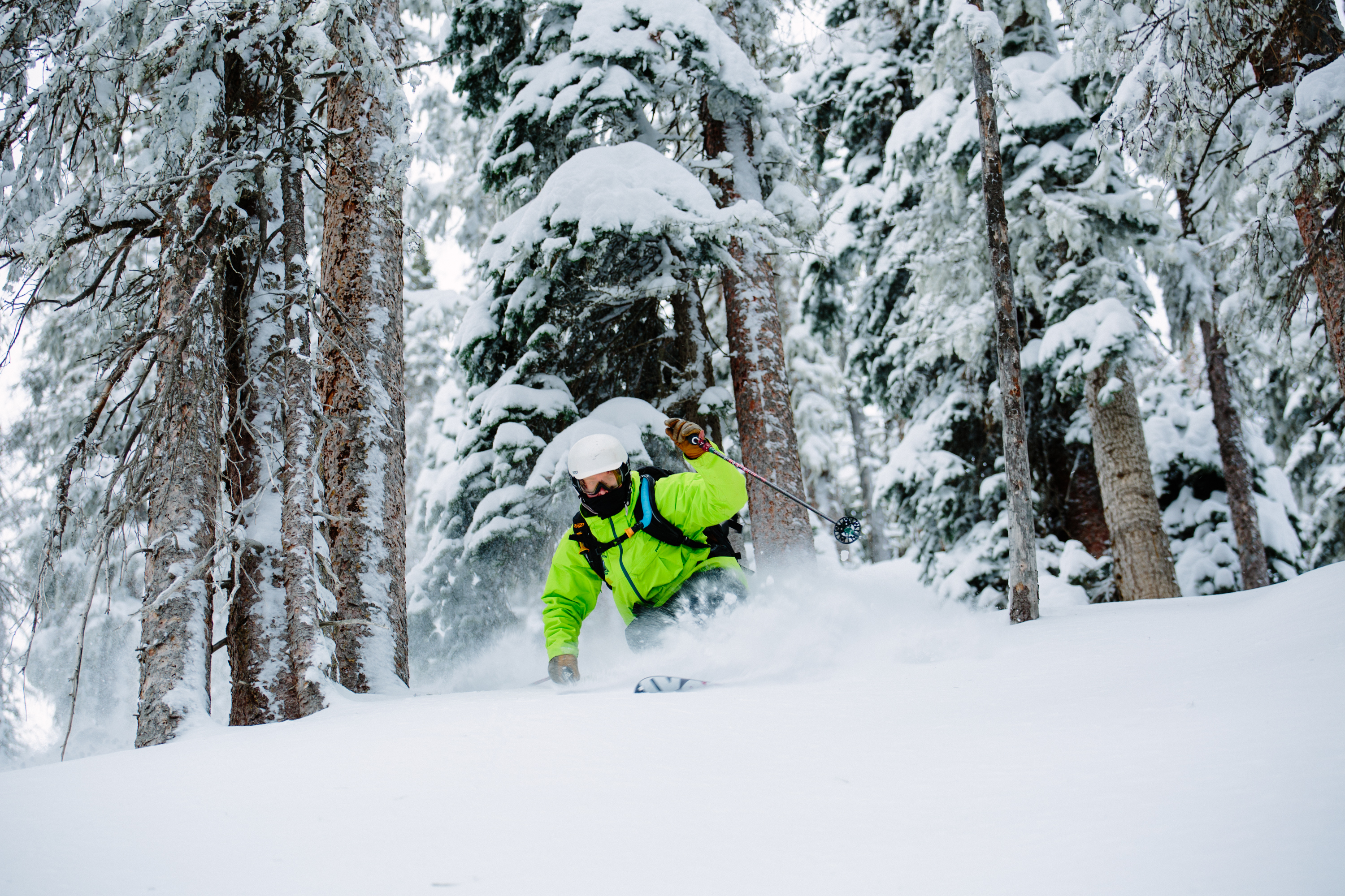 southwest snow: three days at purgatory and wolf creek resorts
